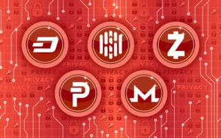 Privacy coins