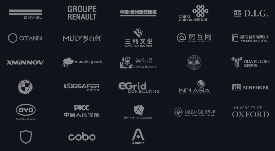 Short List of VeChain Partners