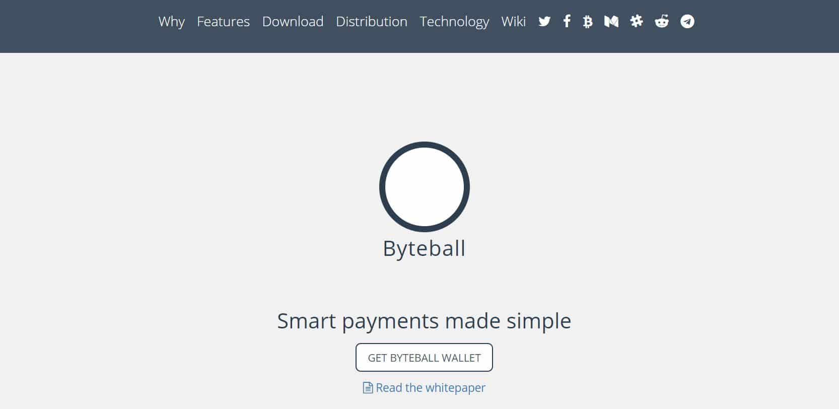 Byteball Header