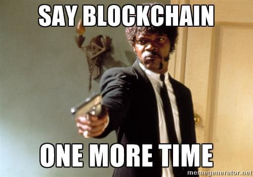blockchain pulp fiction