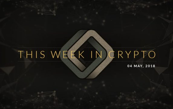 This week in crypto may 4