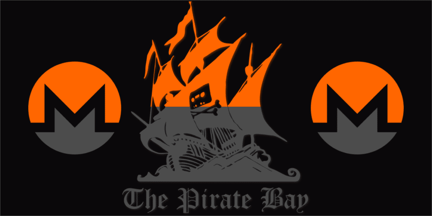 monero the pirate bay