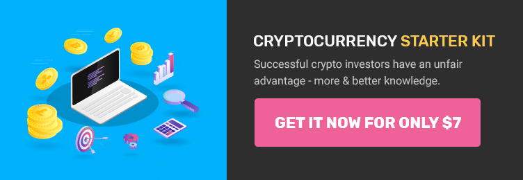 Cryptocurrency Starter Kit InPostBanner