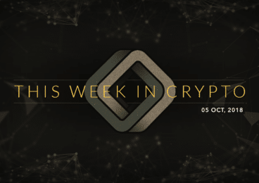this week in cryptocurrency october 5 2018