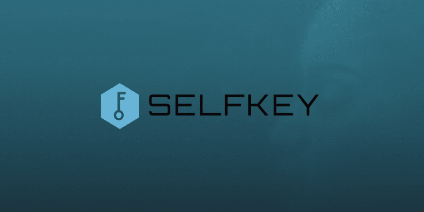 what is selfkey key