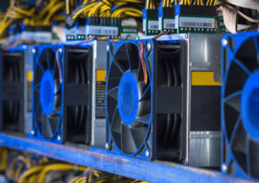Bitcoin's blockchain technology is starting to favor small miners through decreased mining difficulty.