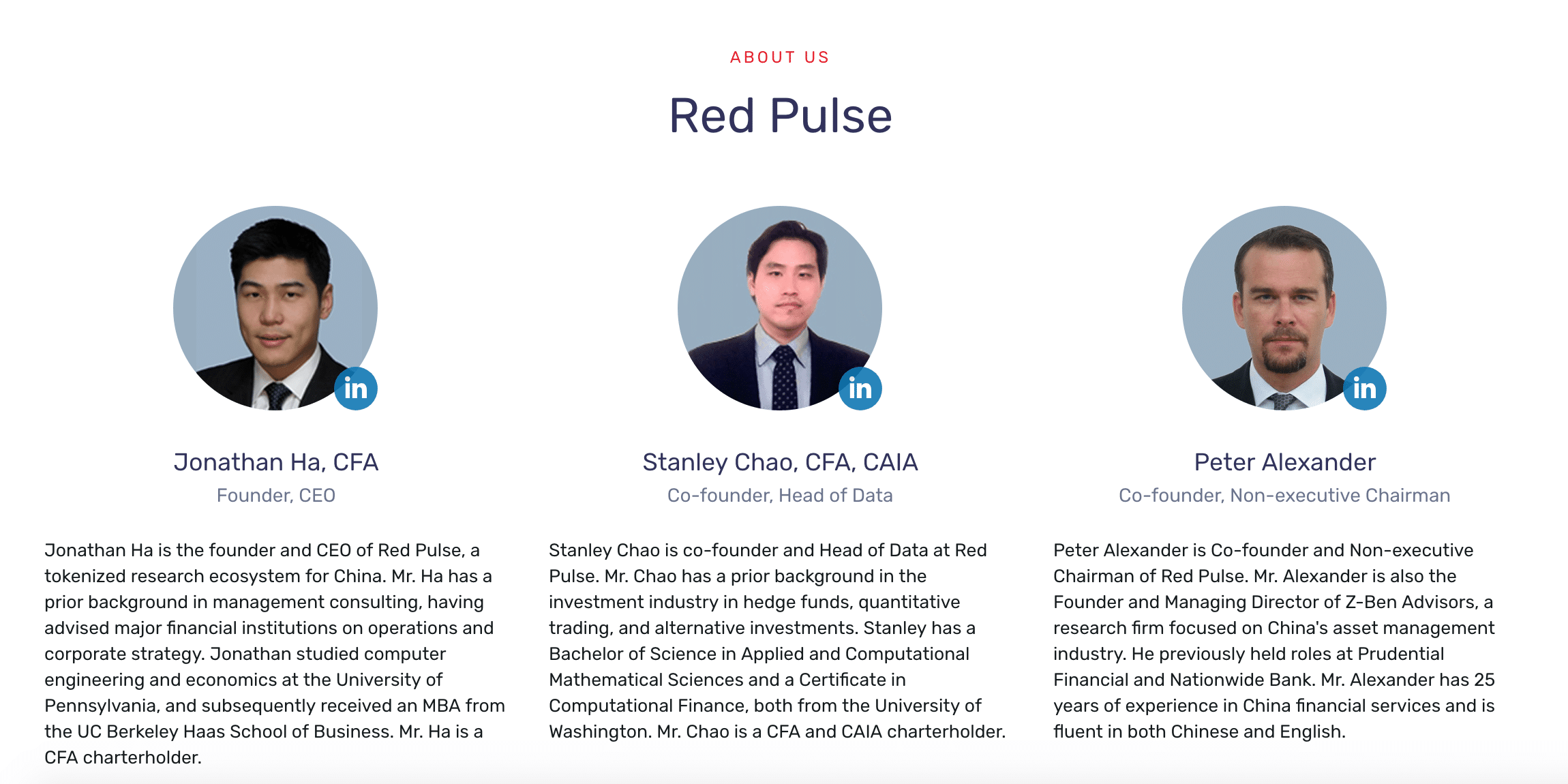Red Pulse founders
