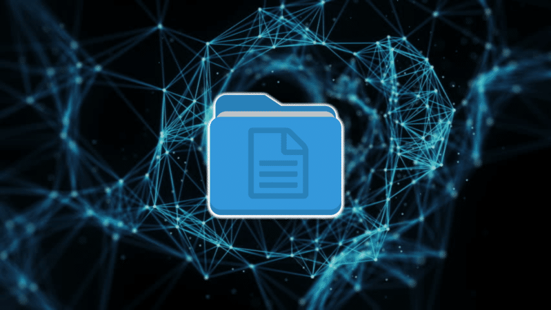 documents on blockchain